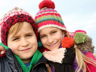 детские шапки с завязками