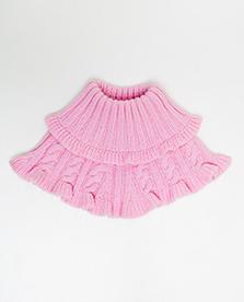 детский шарф-воротник