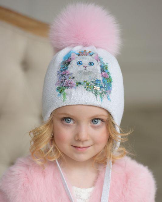 Детская шапочка БАЖЕНА
