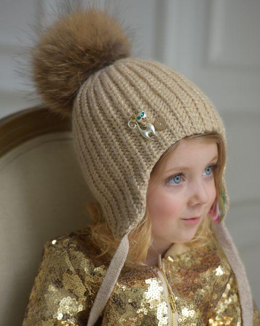 Виды детских шапок  cc18fab25ed3a